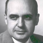 Maurice Hilleman (1919–2005), circa 1958, as Chief of the Dept. of Virus Diseases