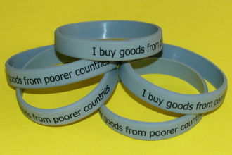 I buy goods from poorer countries