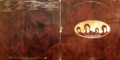 Cover of Beatles Love Songs