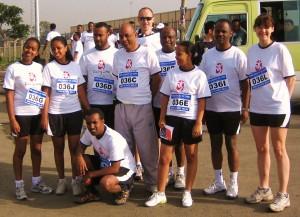 Addis Ababa Ring road Relay