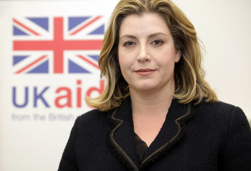Penny Mordaunt MP