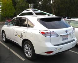 A Google Driverless Car