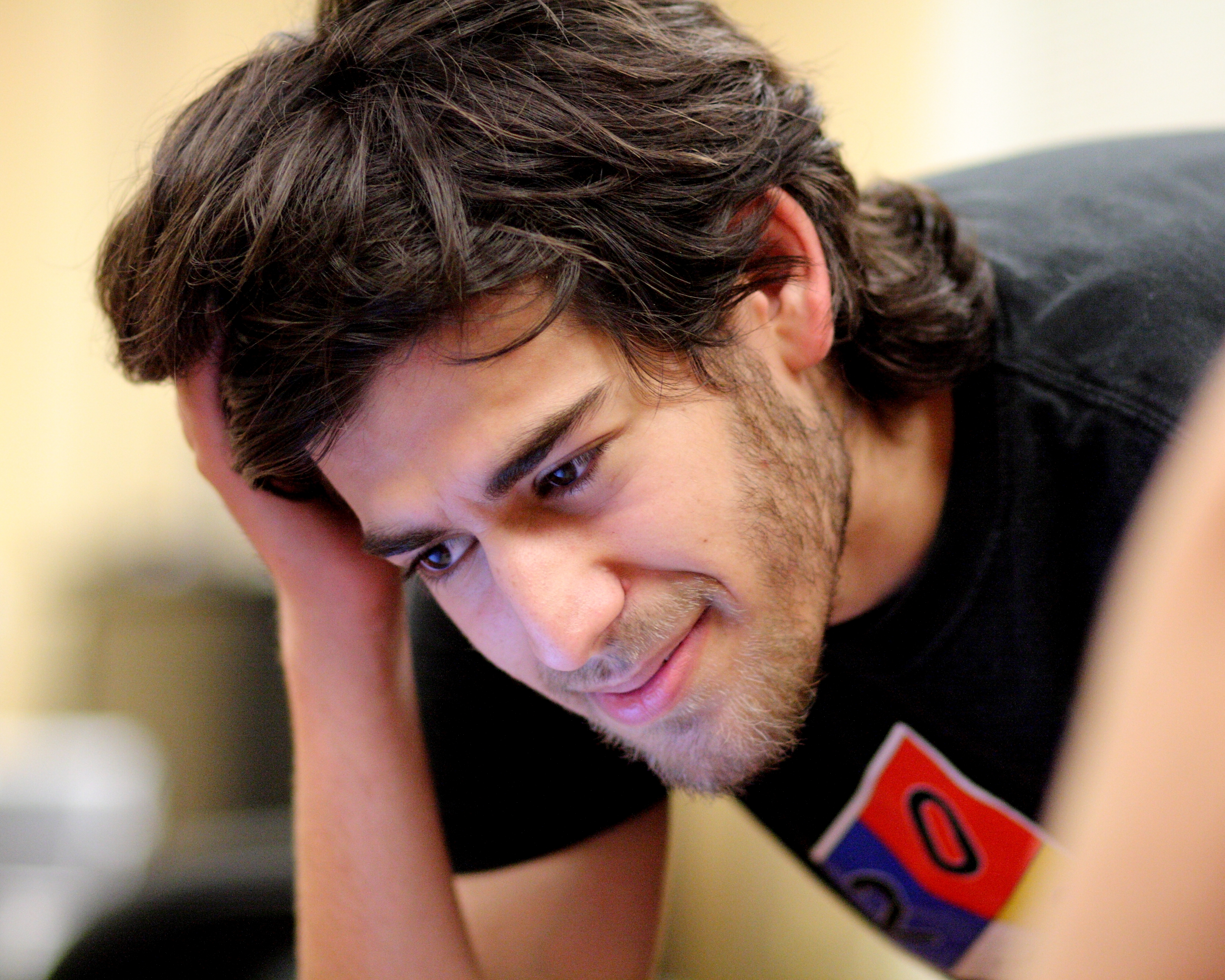 Aaron Swartz at Boston Wiki Meetup