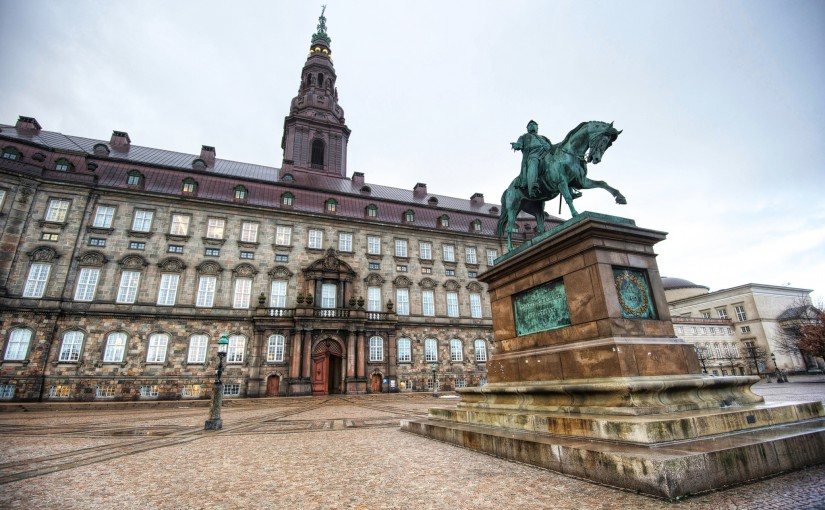 The Danish Parliament Building