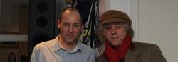 Owen Barder & Bob Geldof