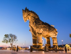 A Trojan Horse